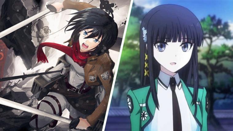 красивые картинки девушек-аниме