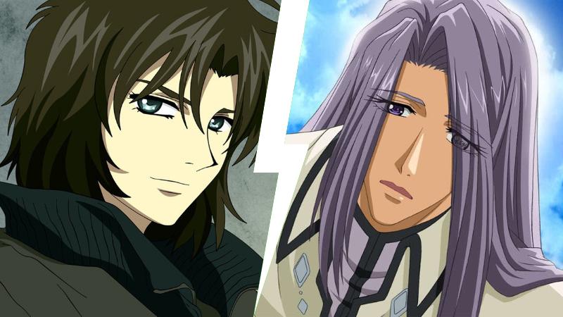 Картинки аниме с короткими волосами и в очках
