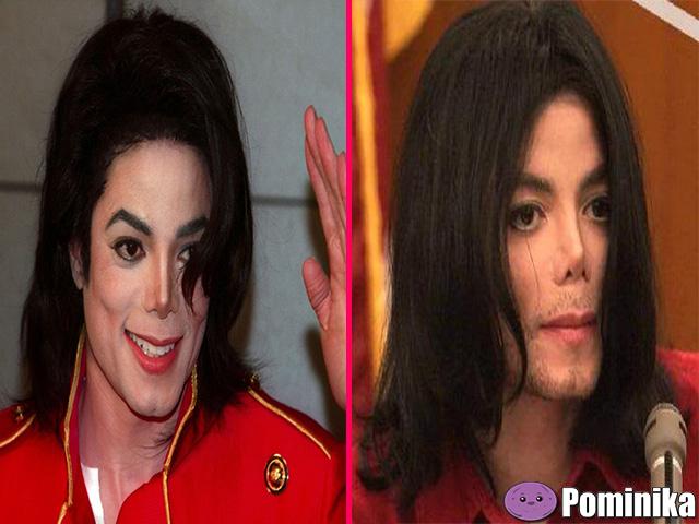 майкл джексон фото без макияжа