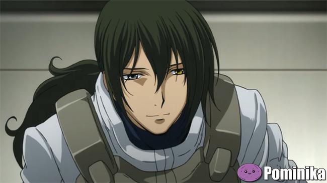 Allelujah Haptism Mobile Suit Gundam 00